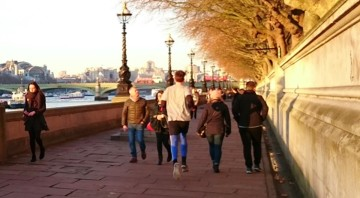 London runner floating along.JPG